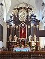 Brodnica, kościół Niepokalanego Poczęcia Najświętszej Maryi Panny, ołtarz główny.jpg
