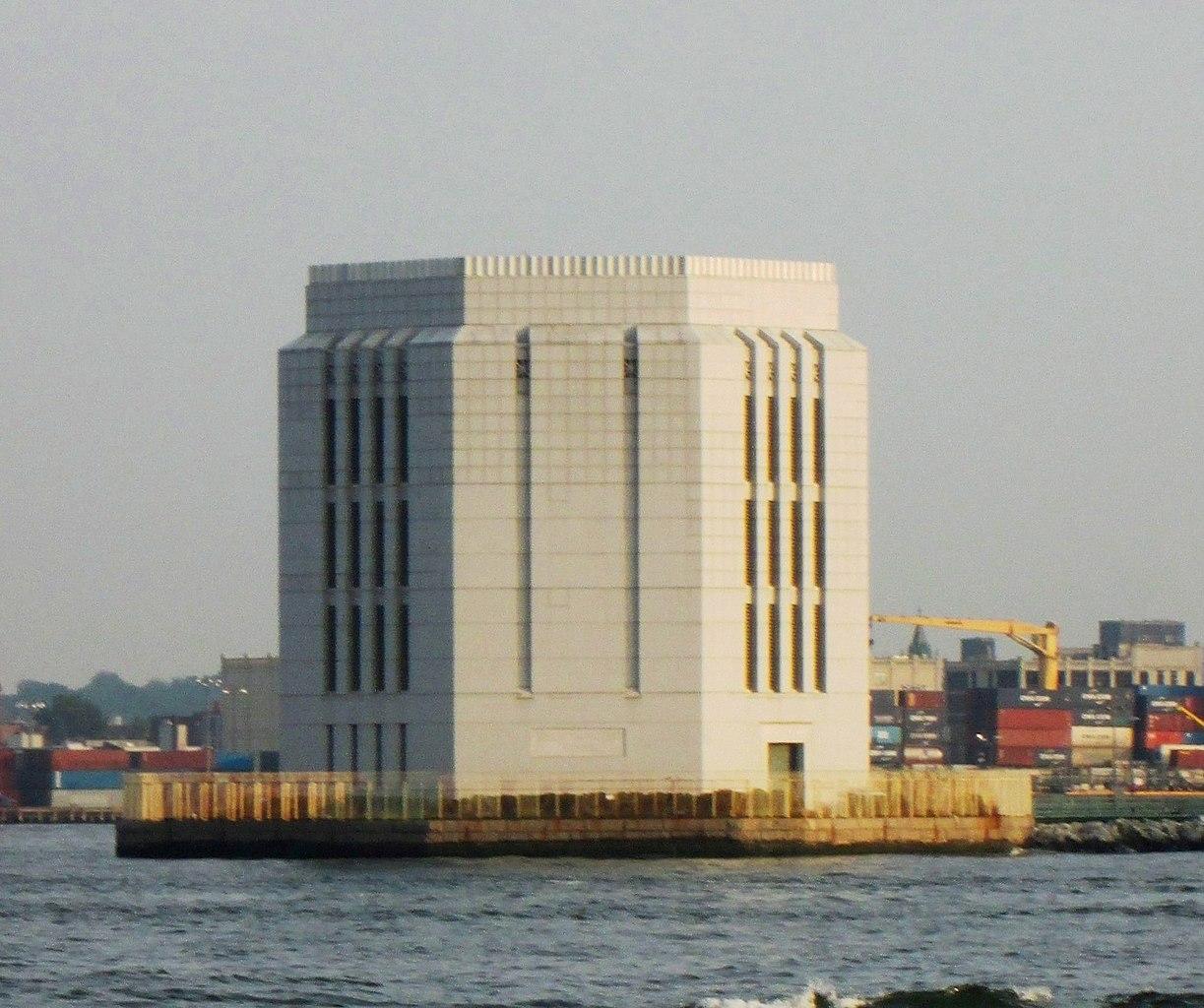 Staten Island Brooklyn Tidal Strair