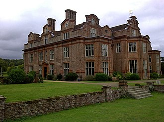 Herbert Kitchener, 1st Earl Kitchener - Broome Park, Kitchener's country house in Kent