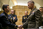 Brotherhood, Spanish Marines share birthday tradition with American Allies 150227-M-DP395-171.jpg
