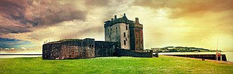 Broughty Castle - Image: Broughty Castle