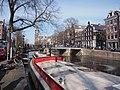 Brug 64, Reesluis over de Prinsengracht in Amsterdam.JPG