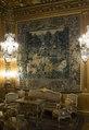 Brysseltapeter i stora salongen förestälande Odysseus och Nausikaa, 1570- tal - Hallwylska museet - 106914.tif