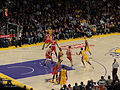 Bucks at Lakers 2013 7.jpg