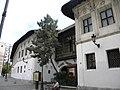 Bucuresti, Romania. Hanul lui Manuc. Cladirea. DSCN7821.jpg