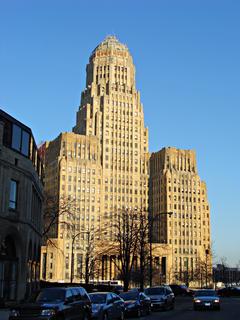Buffalo City Hall Skyscraper and municipal building in Buffalo, New York