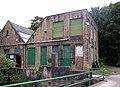 Building in Ramsden Mills, Golcar - geograph.org.uk - 494072.jpg