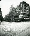 Buildings on east side Washington Street corner Avon St. South side (13083521674).jpg