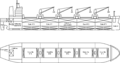 Bulk carrier general arrangement francais.png