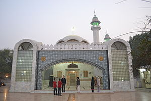 Kasur - The shrine of Bulleh Shah in central Kasur