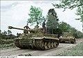 Bundesarchiv Bild 101I-738-0275-10A, Bei Villers-Bocage, Panzer VI (Tiger I) Recolored.jpg