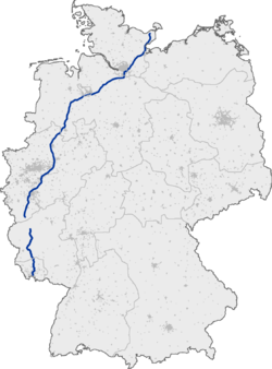 Bundesautobahn 1 map.png