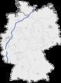 Bundesautobahn 1 map.png