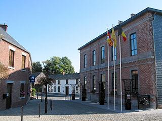 Burdinne Municipality in French Community, Belgium