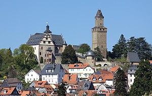 Kronberg im Taunus - Kronberg Castle.