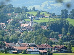 Burgberg - Ruine Burgberg - Blaichach.JPG
