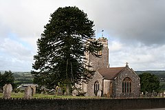 Burlescombe - church - geograph.org.uk - 57772.jpg