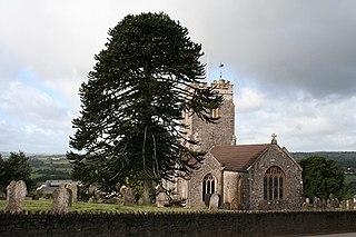 Burlescombe Human settlement in England
