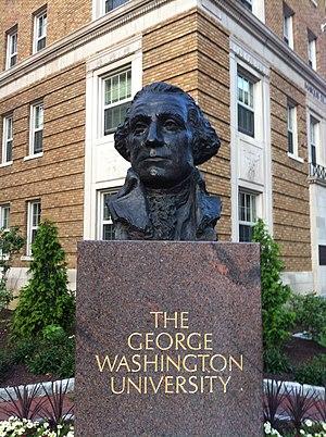 George Washington (Fairbanks) - George Washington in 2012