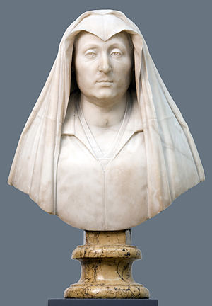 Bust of Camilla Barbadoni