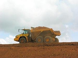Economy of Tanzania - Buzwagi Gold Mine.