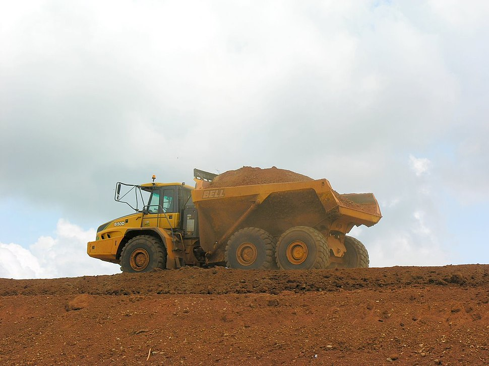 Buzwagi Goldmine 06