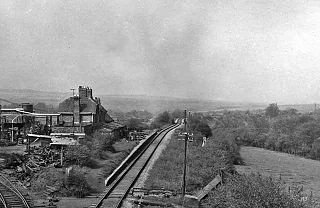 Byers Green railway station