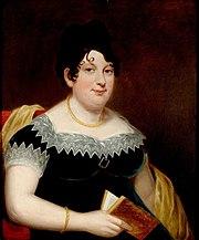 Catherine Gordon, Byron's mother