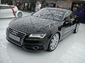 CES 2012 - Audi connect A7 3.0 T quattro (6937501109).jpg