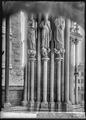 CH-NB - Lausanne, Cathédrale protestante Notre-Dame, Porche des Apôtres, vue partielle - Collection Max van Berchem - EAD-7296.tif