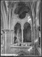 CH-NB - Lausanne, Cathédrale protestante Notre-Dame, vue partielle intérieure - Collection Max van Berchem - EAD-7311.tif