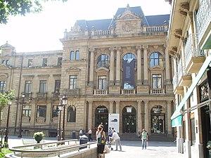Liburutegi publiko wikipedia entziklopedia askea for Piso koldo mitxelena