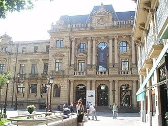 Koldo Mitxelena - House of Culture of Koldo Mitxelena in San Sebastián