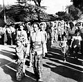 COLLECTIE TROPENMUSEUM Begrafenisstoet opweg naar een lijkverbranding te Banjar Tegal Singaraja Bali TMnr 10003333.jpg