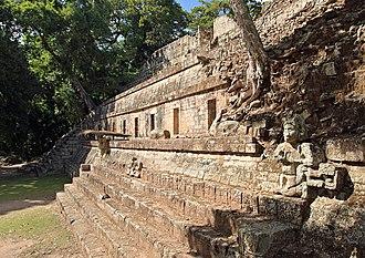 Central America - Copan, Honduras.