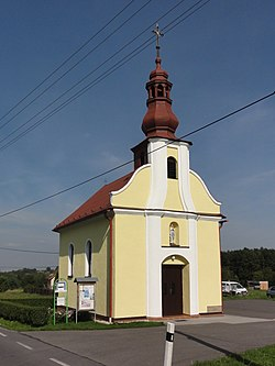 St. John of Nepomuk chapel