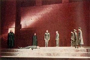Caesar (Mercury Theatre) - Image: Caesar Mercury 1