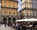 Cafe by the River Douro, Porto, Portugal (40792990284).jpg