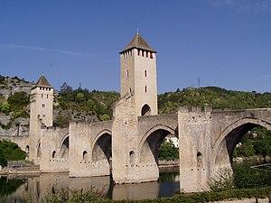 Cahors - Valentré bridge