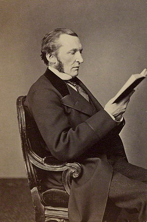 Hugh Cairns, 1st Earl Cairns - Lord Cairns in the 1860s.