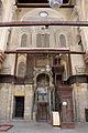 Cairo, madrasa del sultano qalaun, madrasa e moschea 08.JPG