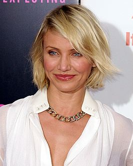 Cameron Diaz in 2012