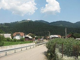 Câmpulung Moldovenesc - Image: Campulung Moldovenesc Montan