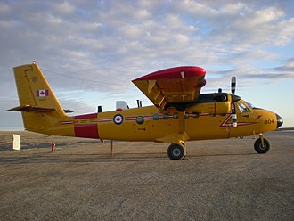 CFB Winnipeg - CC-138 Twin Otter of 440 Squadron