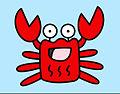 Cangrejo-alegre-animales-el-mar-pintado-por-nicolle16-9807940.jpg