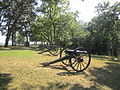 Cannon at Bolivar Heights Battlefield, WV IMG 4689.JPG