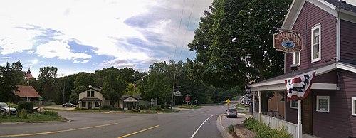 Cannonsburg mailbbox