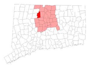 Canton, Connecticut - Image: Canton CT lg