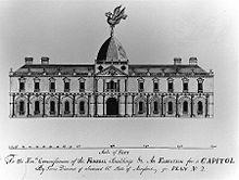United States Capitol Wikipedia - Us capitol interior map