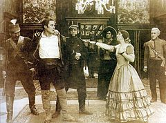 Captain Alvarez (en) (1914), avec William Desmond Taylor et Edith Storey